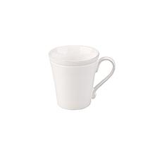 白色陶瓷马克杯