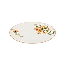 杜鹃骨瓷餐盘
